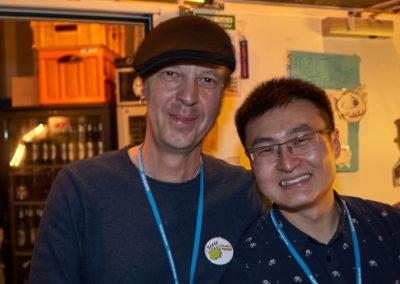 Andreas Gruetzner+Chao Lu