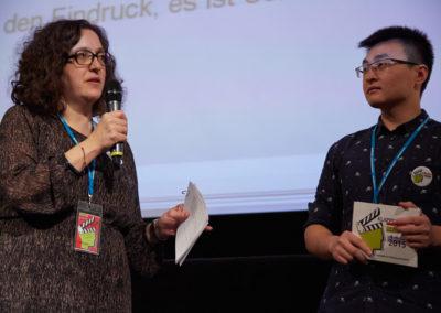 Katrin Mersmann + Chao Lu